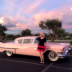 PLATINUM BLONDE and a PINK CADILLAC