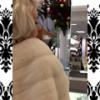 *DIOR White Mink, DARLING!* VIDEO ~ Luxury Fur Fetish
