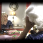 *HOLLYWOOD BLONDE HAIRBRUSHING* at Mae West's Vanity!' Hypnotic BLONDE FETISH Video