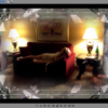"JUST CREATED!! HARLOW WHITE ~ ""Blonde All Over"" VIDEO (On My Marilyn Rendezvous wearing White Silk Lingerie, lounging on MARILYN MONROE'S Red Sofa, with leopard skin rug!)"