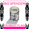 BIG SPENDER PAYMENT PLAN