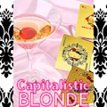 Capitalistic Blonde COLLECTIBLE CARDS #2 (PHOTO & PERSONAL TRIVIA!)