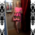 PINUP PRINCESS in HOT PINK & LEOPARD!! OOTD Audio/Visual CLIP