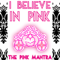 I believe in PINK!! (The PINK Mantra) Audio/Visual DUO