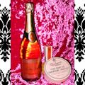 'UNIVERSAL LUXURY: Pink Champagne & 24kt GOLD' (Hypnotic Video)