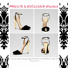 Peruse MY WISHES – Shop My PRIVATE & EXCLUSIVE WISHLIST!!