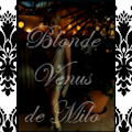 SILVER SENSATION ~ Blonde Venus de Milo – Hypnotic Findom CAPTIONED PHOTOS