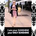 I am your Sunshine.. your ONLY SUNSHINE! Hypnotic Blonde Fetish Video